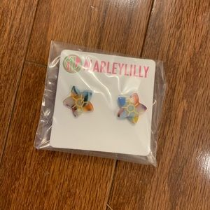 Marley Lilly Flower studs